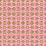 Etnisch boho naadloos patroon af:drukken Het herhalen van achtergrond Doekontwerp, behang Stock Afbeelding
