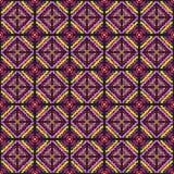 Etnisch boho naadloos patroon af:drukken Het herhalen van achtergrond Doekontwerp, behang Royalty-vrije Stock Foto