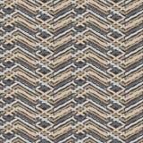 Etnisch boho naadloos patroon Zigzagtextuur Retro motief royalty-vrije stock foto's