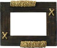 Etnisch frame Royalty-vrije Stock Fotografie