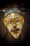 Etnisch masker royalty-vrije stock afbeelding