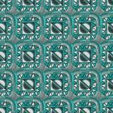 Etnisch naadloos geometrisch patroon Royalty-vrije Stock Foto