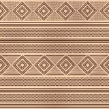 Etnisch naadloos patroon Royalty-vrije Stock Afbeelding