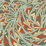 Etnisch naadloos patroon, achtergrond Royalty-vrije Stock Afbeelding