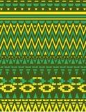 etnisch ontwerp vectorart. Royalty-vrije Stock Afbeelding