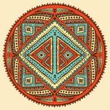 Etnisch ornament Stock Fotografie
