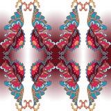 Etnisch ornament royalty-vrije illustratie