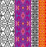 Etnisch ornament Stock Afbeeldingen