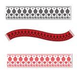 Etnisch ornament Vector illustratie Royalty-vrije Stock Afbeelding