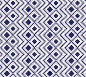 Etnisch sier textiel naadloos patroon Royalty-vrije Stock Foto