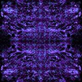 Etnisch Waterverf naadloos patroon met abstracte strepen, punten en penseelstreken royalty-vrije stock foto
