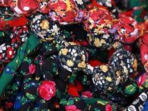 Etnische halsbanden Stock Foto's