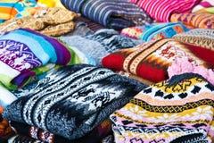 Etnische kleren Stock Afbeeldingen