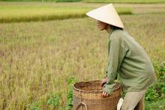 Etnische mensen in Vietnam Royalty-vrije Stock Afbeelding