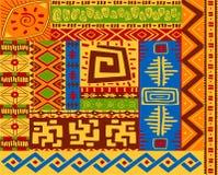 Etnische patronen Royalty-vrije Stock Foto