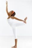 Etnisk balettdansör royaltyfri bild