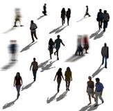 Etnisk etnicitetsamhörighetskänsla Team Partnership för olik mångfald Arkivfoto