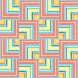 etnisk seamless vektor för abstrakt bakgrund Royaltyfri Fotografi