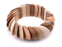etnisk slags ornamentation för armband något ukraine västra trä Arkivbilder