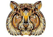 Etnisk tiger Arkivfoto