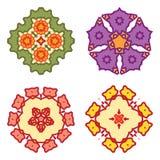 etniskt symbol Royaltyfri Foto