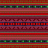 Etno Balkan. Etno background illustration with Balkan motives, decorative art Royalty Free Stock Photo