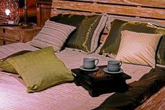Etno bedding Stock Image