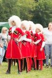 Etno festival Royalty Free Stock Image