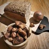 Etno-Frühstück Stockbilder