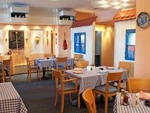 Etno restaurant Royalty Free Stock Images