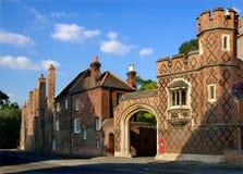 Eton College. England's prestigious Eton College near Windsor Castle Royalty Free Stock Image