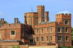 Eton College. The famous Eton College for boys, Berkshire, England Royalty Free Stock Photo
