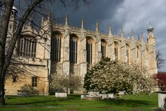 Eton College Chapel, Windsor Stock Image