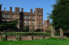 Eton College. Independent boarding school for boys aged 13 to 18 in Eton near Windsor Stock Photo