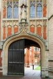 Eton College, Windsor. View of Eton College, Windsor, England Stock Photos