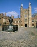 ETON-HÖGSKOLA, BERKSHIRE, ENGLAND royaltyfria bilder