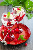 Eton mess Royalty Free Stock Image