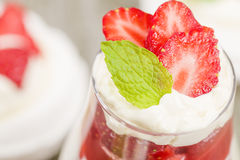 Eton Mess Royalty Free Stock Photos