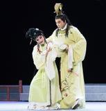 """Żetony Jiangxi pearl†opera """"Red  Zdjęcia Royalty Free"""