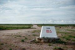 Etosha Nationaal Park, Namibië, Afrika Royalty-vrije Stock Afbeelding