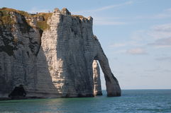 Etretat Photo stock
