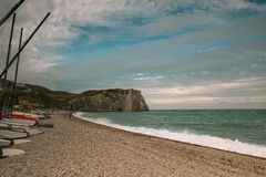 Etretat Royalty Free Stock Images