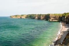 Etretat Cliffs and Rocks Royalty Free Stock Photo