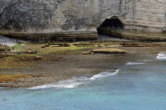 Etretat in France Royalty Free Stock Photography