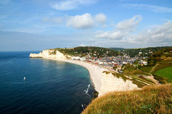 Etretat Royalty Free Stock Photos