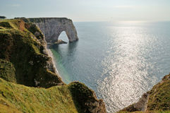 Etretat Stock Photography