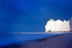 Etretat - Normandie - Frankreich Stockfoto