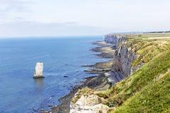 Etretat Normandy France Stock Photos