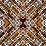 Etrhnic motifs pattern Royalty Free Stock Photo