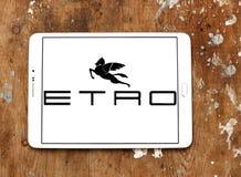 Etro fashion brand logo royalty free stock images